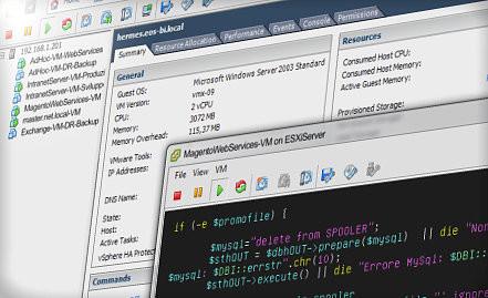 VMware Virtualizzazione e DR